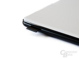 Samsung XE500C21: Platz für SD- und MMC-Karten