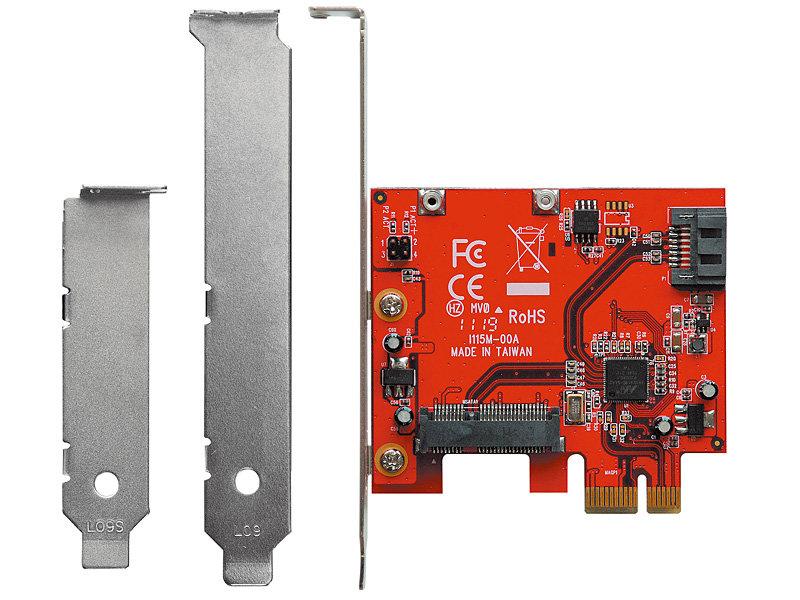 Adapter für SSD-Caching