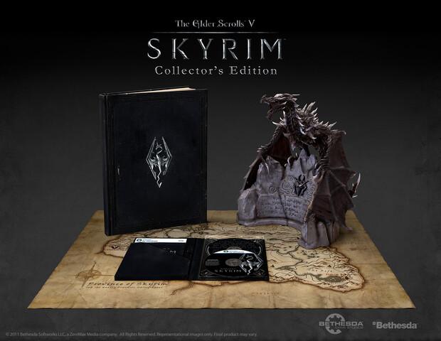 TES V: Skyrim Collector's Edition (PC)