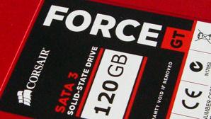 Corsair Force GT im Test: Der rote Pirat unter den SSDs