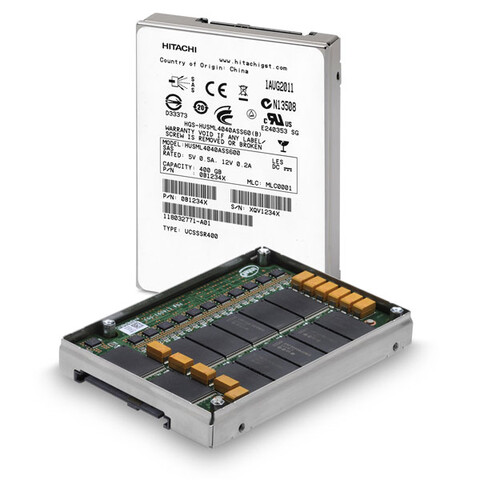 Hitachi Ultrastar SSD400M