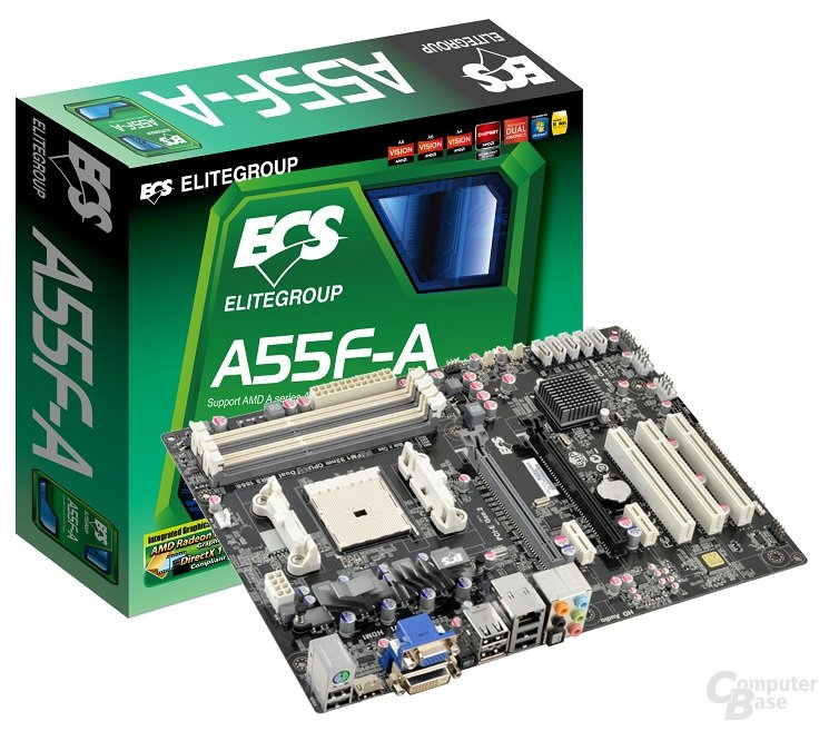 Elitegroup A55F-A