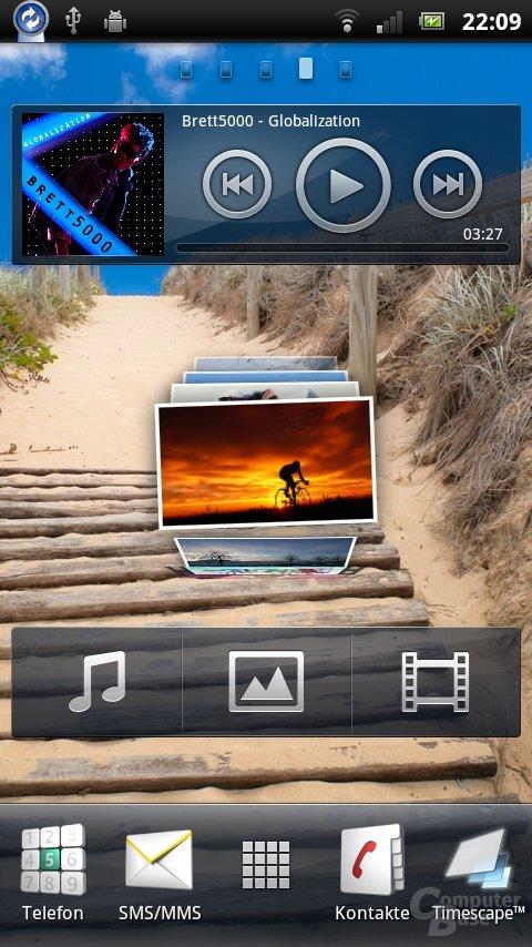 Sony Ericsson Xperia Neo UX