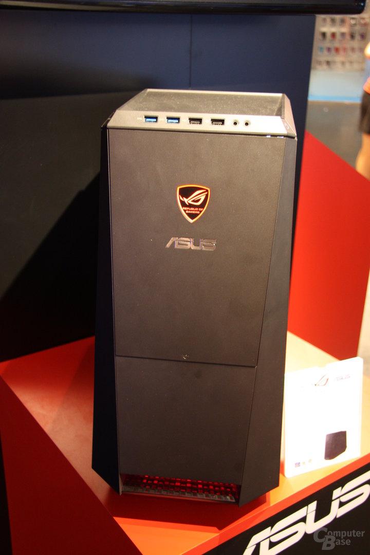 Komplett-PC von Asus mit GTX 590 und Core i7-2600K