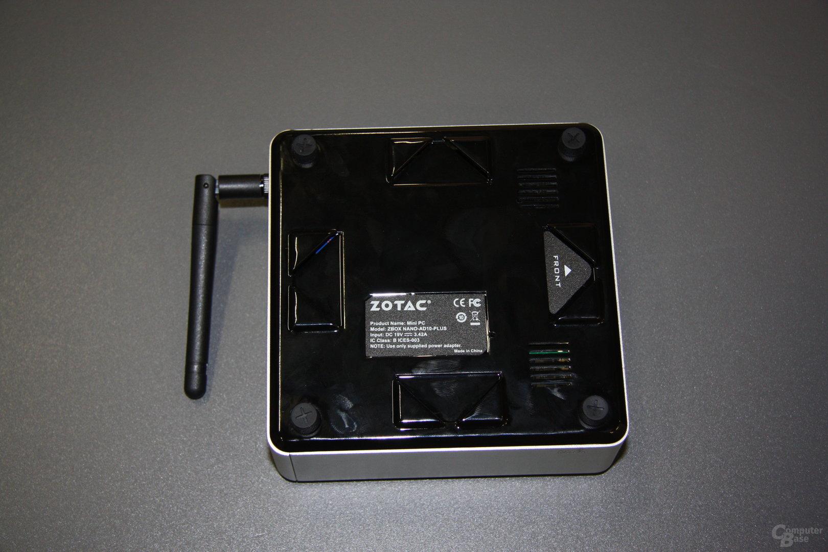 Zotac ZBox Nano AD10