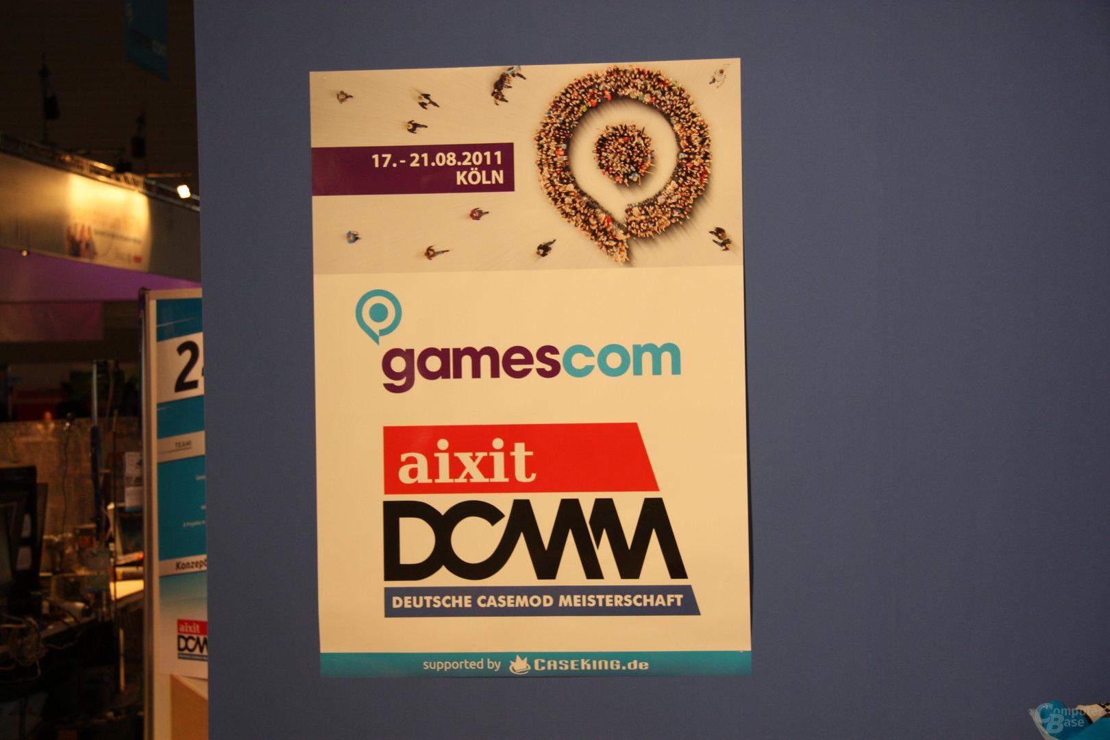 Casemods auf der Gamescom 2011