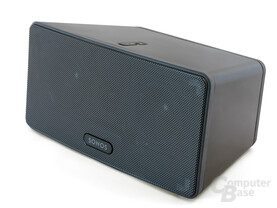 Sonos Play 3 in Schwarz
