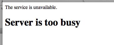 HP Online-Store überlastet