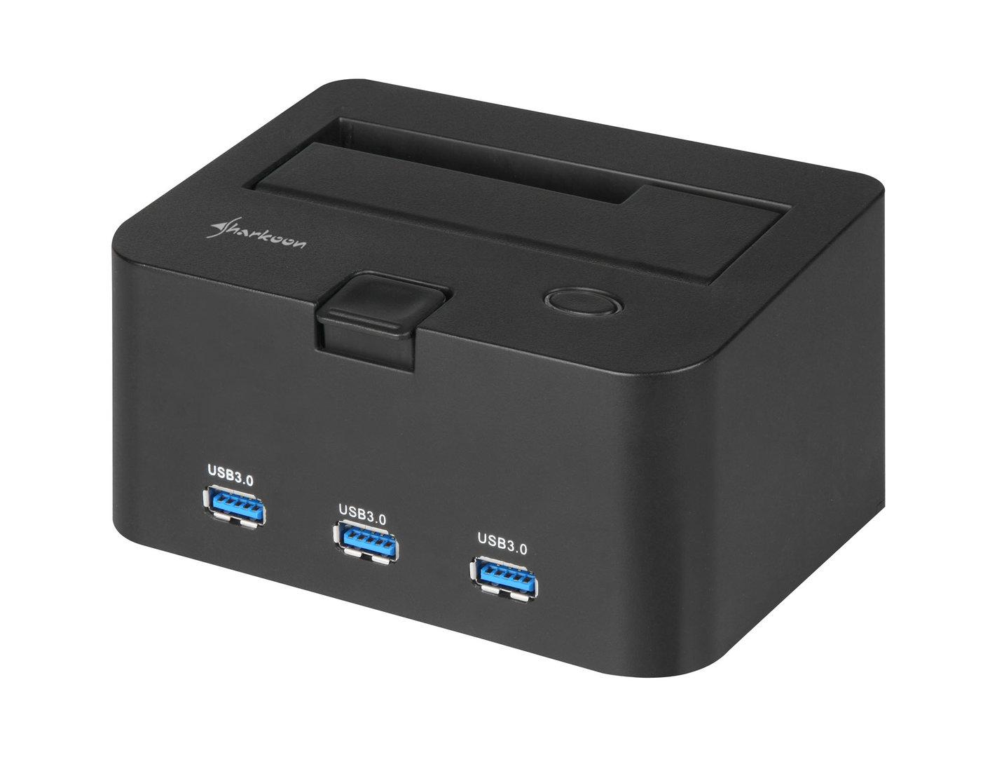 Sharkoon SATA QuickPort H3 USB 3.0