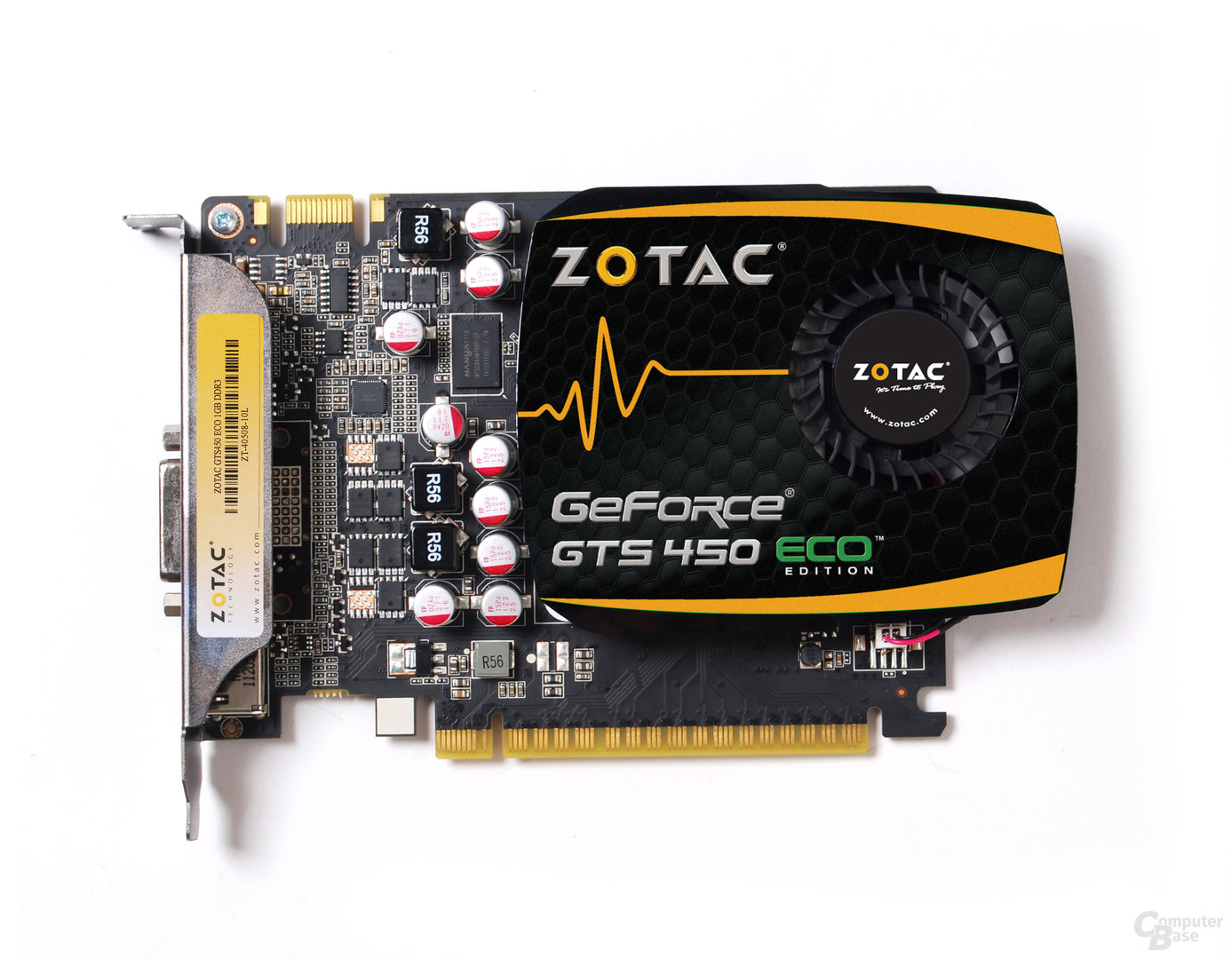 Zotac GeForce GTS 450 Eco Edition