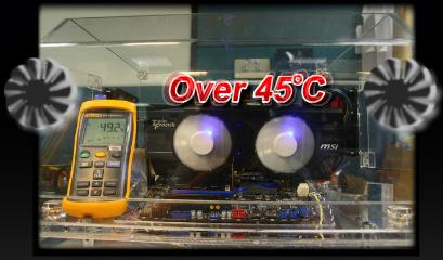 MSI Smart Temp Sensor Technology