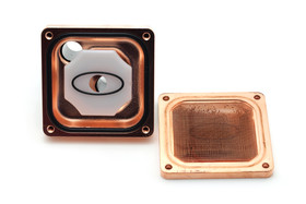Enzotech Water Block Stealth Full Copper
