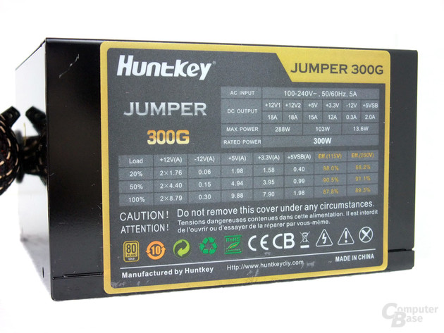 Huntkey Jumper 300G P3D