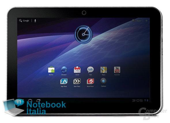 Neues Android-Tablet von Toshiba