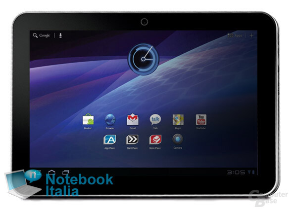 Neues Android-Tablet von Toshiba