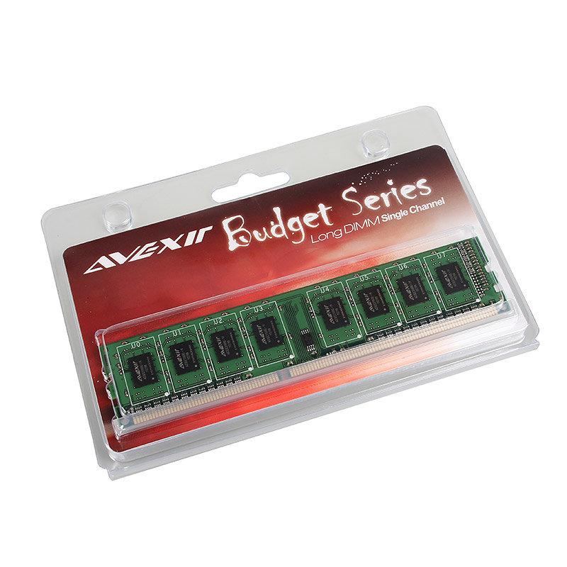 Avexir Budget Series