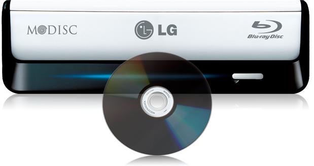 M-DISC-Brenner von LG
