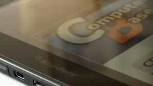 BlackBerry Playbook im Test: Nicht Android. Nicht iOS.
