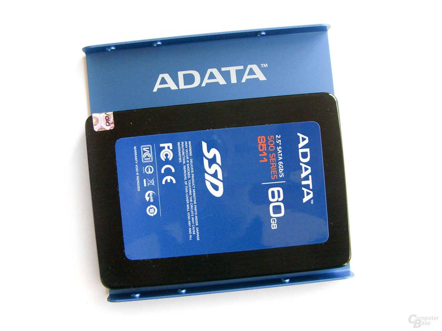 S511 mit Adapter