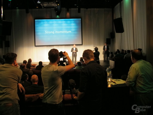 HTC-IFA-Präsentation