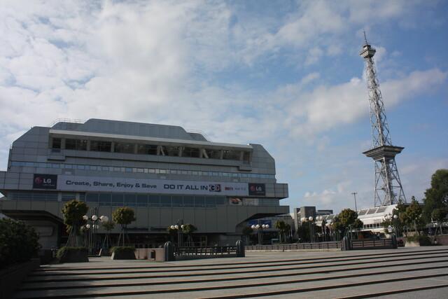 Messegelände der IFA 2011