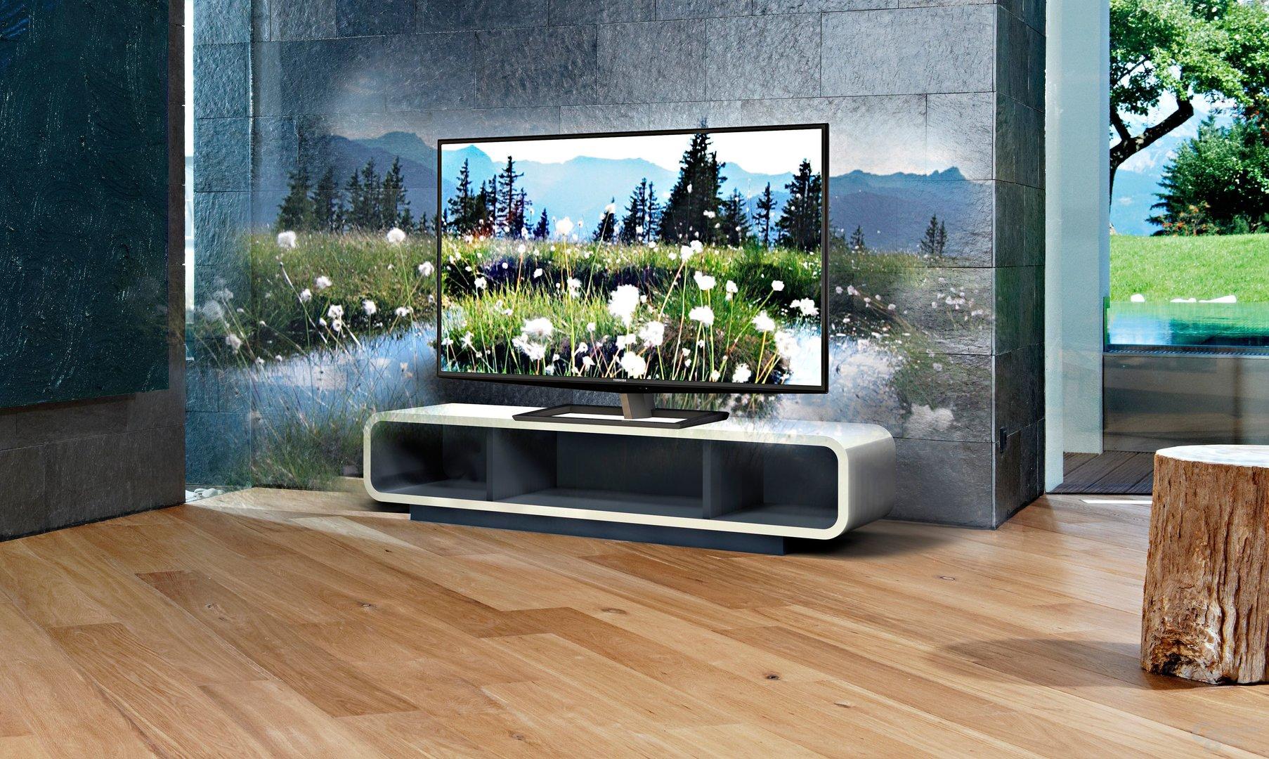 Produktfotos von Toshiba des 55ZL2G