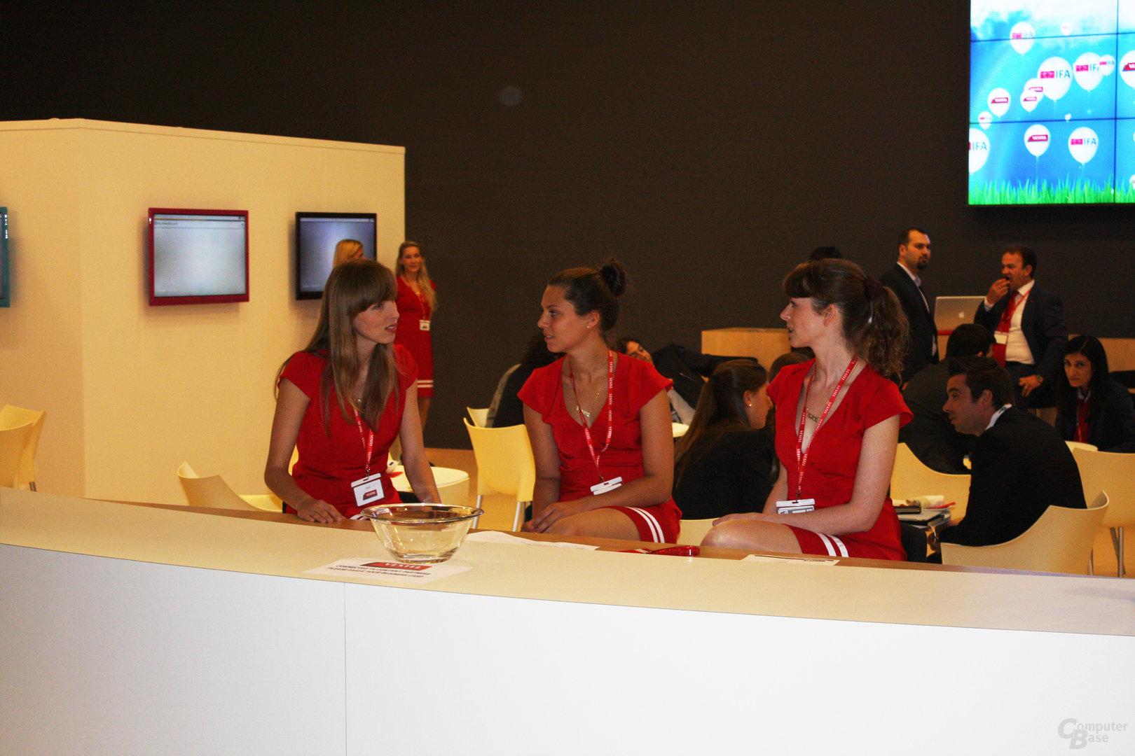 Impressionen von der IFA 2011