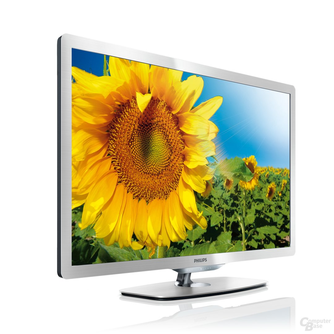 philips econova 46 tv mit 46 watt verbrauch computerbase. Black Bedroom Furniture Sets. Home Design Ideas