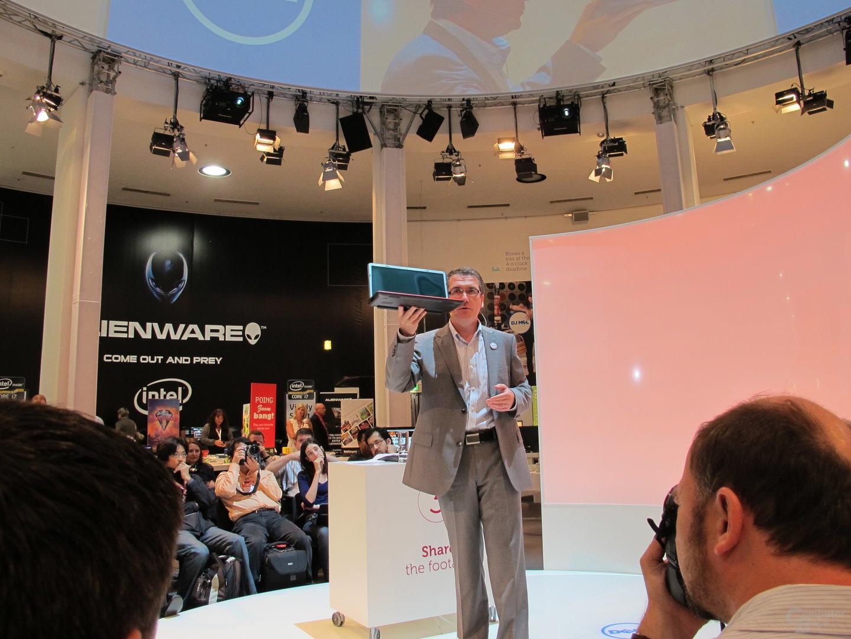 IFA 2011 – Dell PK
