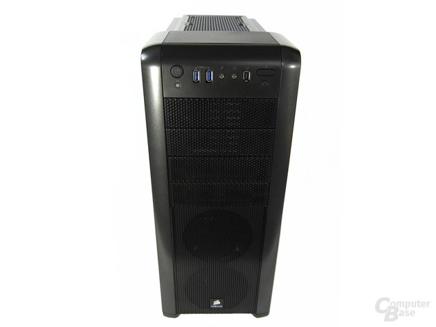 Corsair Carbide 400R – Vorderansicht