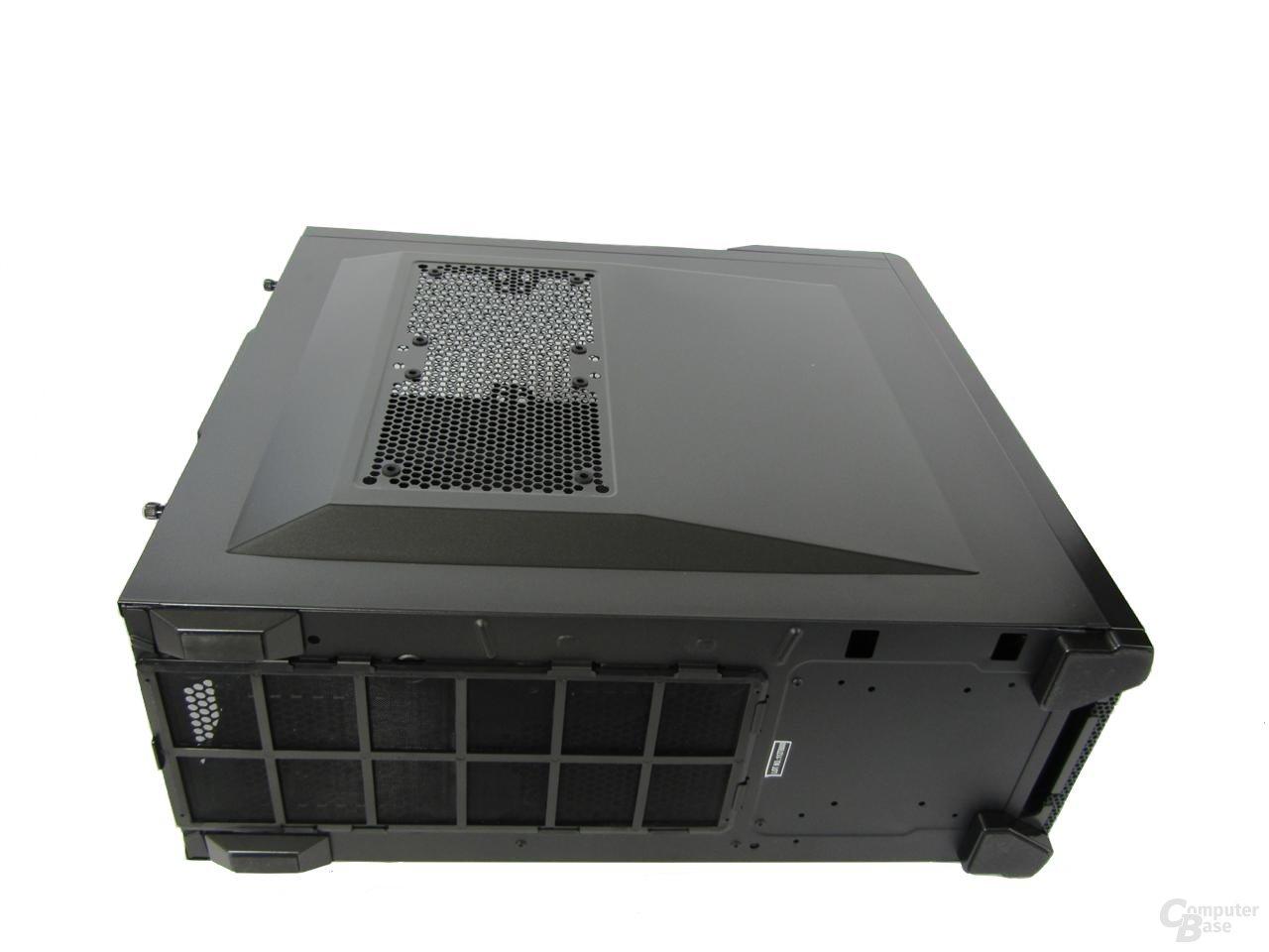 Corsair Carbide 400R – Boden