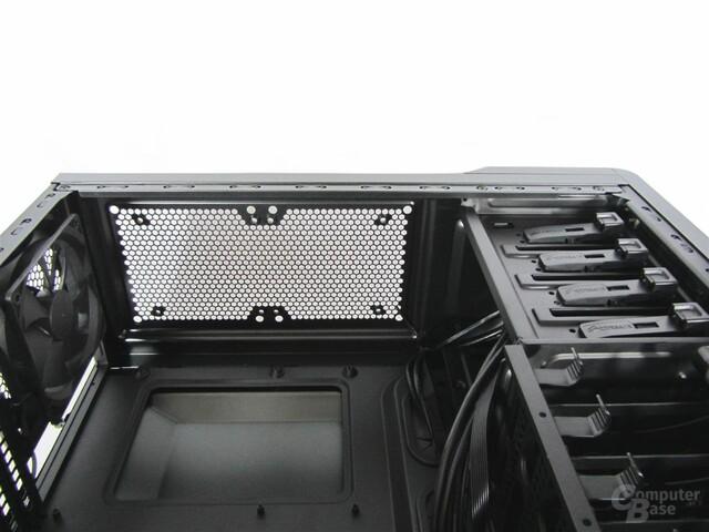 Corsair Carbide 400R – Innenraum