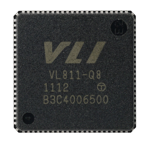 VIA VL811 USB 3.0 Hub Controller