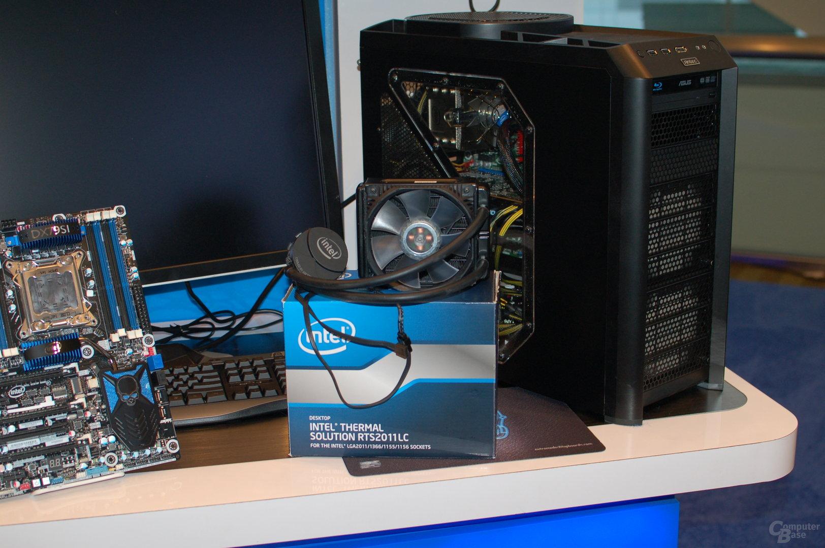 Intel-Wasserkühler