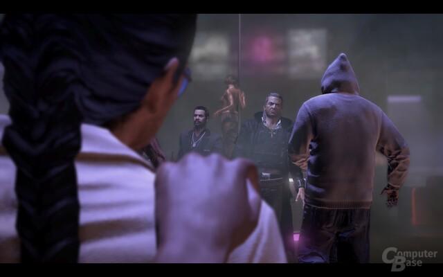Szene aus TC-Plot: Über-inszeniert dreckig