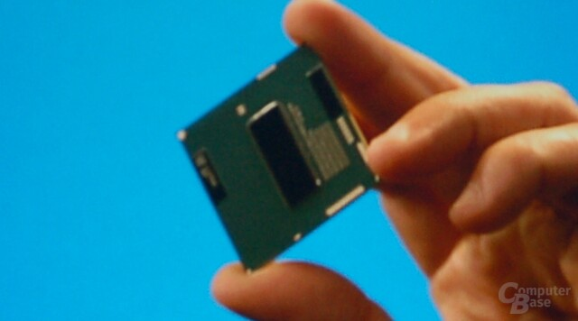 Intel Haswell Live-Demo IDF 2011