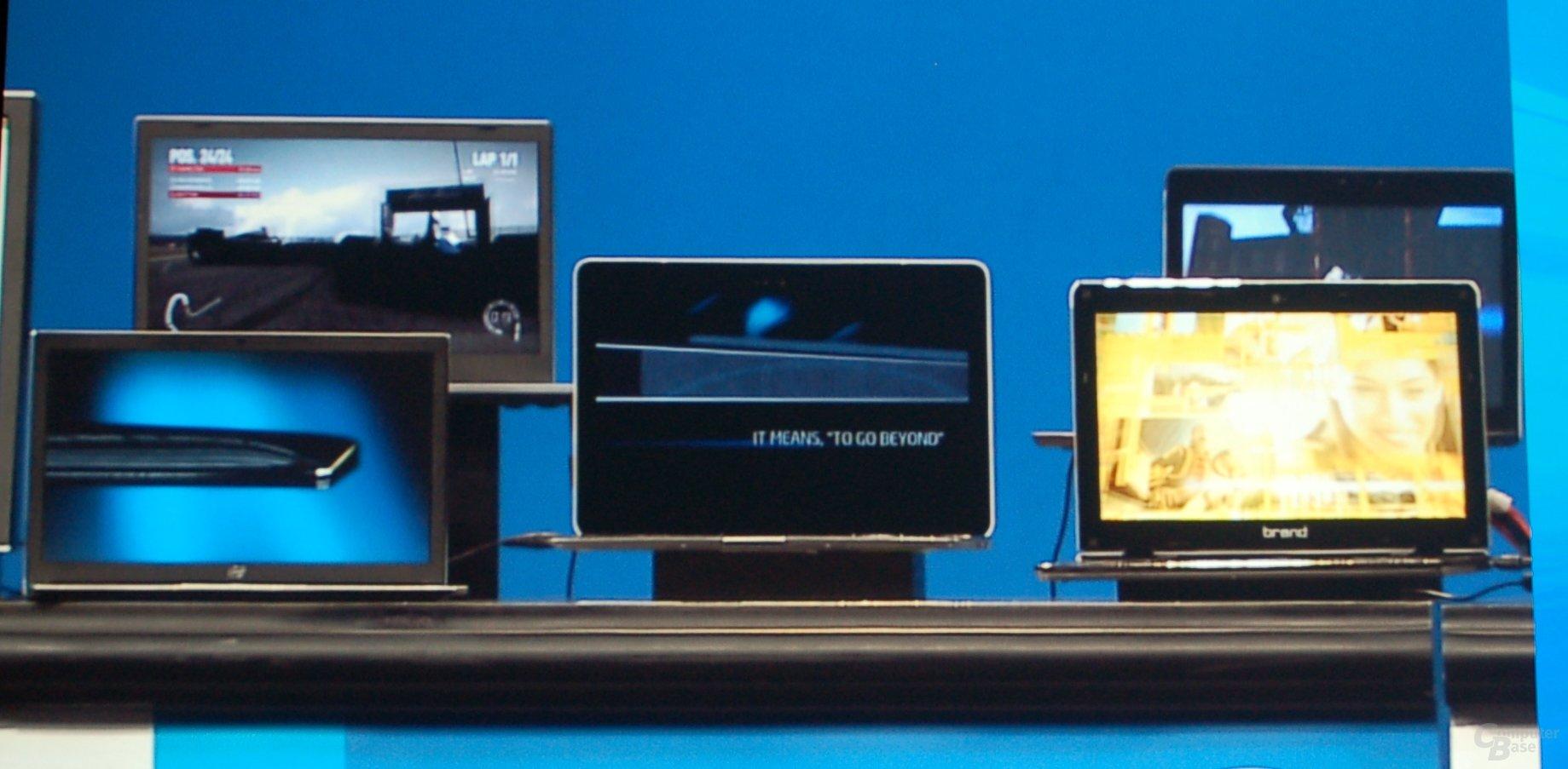 Ultrabooks mit Ivy Bridge
