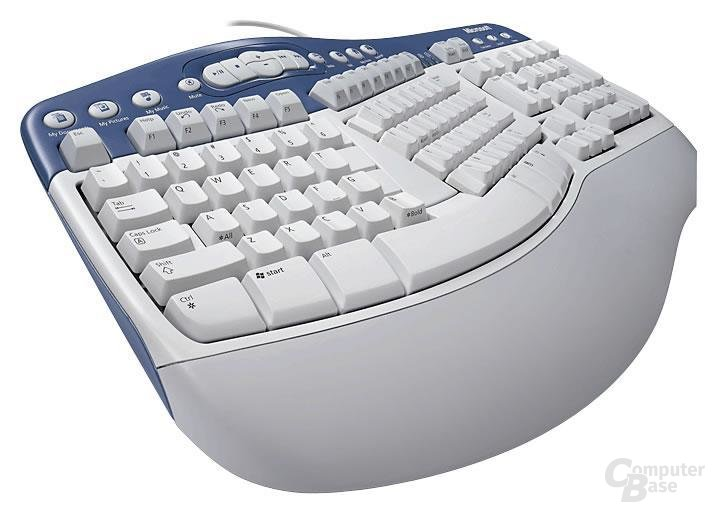 Natural MultiMedia Keyboard