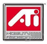 Mobility Radeon 9000 Logo