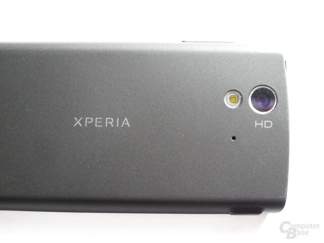 Das Xperia Ray bringt genug Leistung für HD-Videos mit