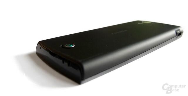 Kann mehr als nur gut aussehen: Das Sony Ericsson Xperia Ray