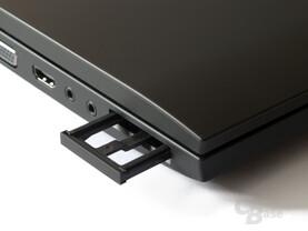 Samsung 200B5B: Express Card 34