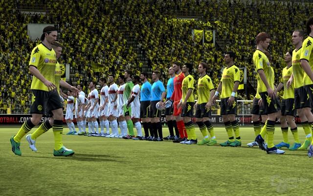 FIFA 12 – Grafik