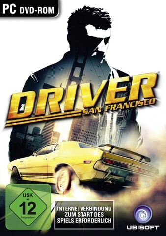 """Driver San Francisco""-Packshot"