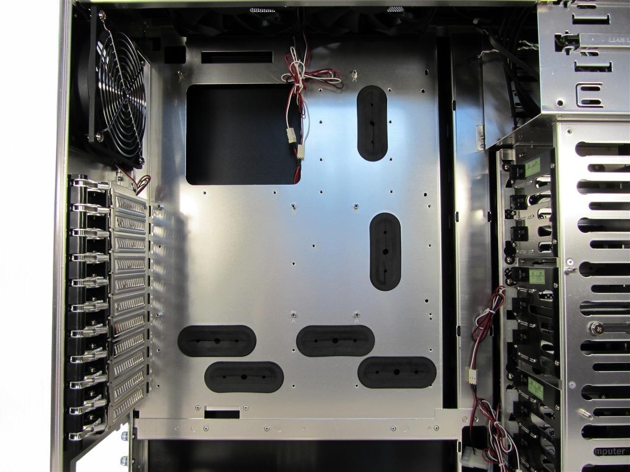 Lian Li Z70 – Innenraum