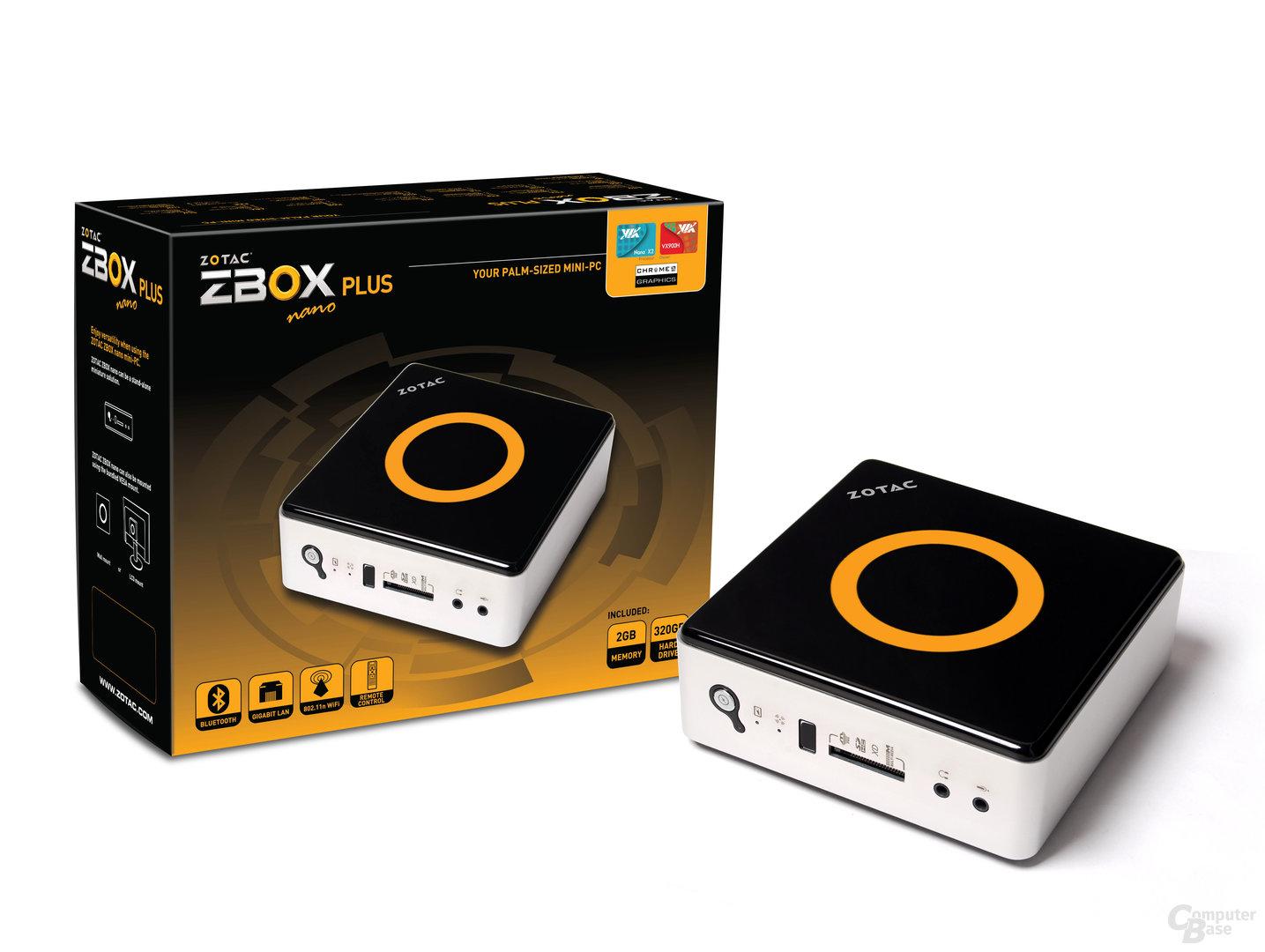 Zotac ZBox nano VD01 Plus