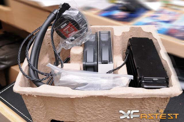 AMD FX-8xxx mit Wasserkühler