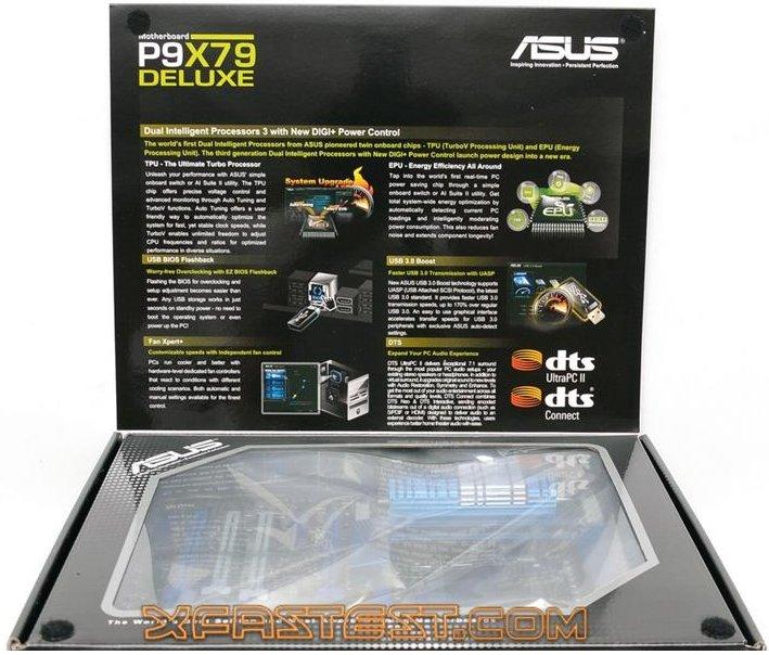 Asus P9X79 Deluxe (X79)