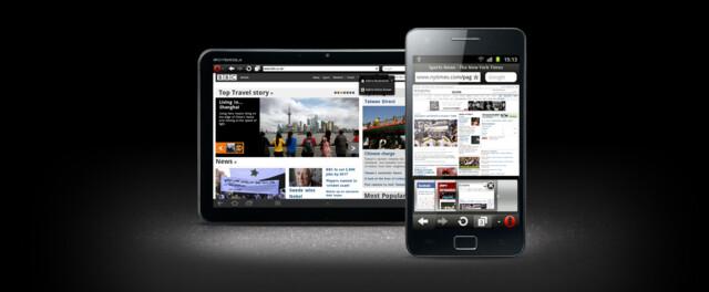 Opera Mobile 11.5