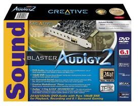 Audigy2 Box